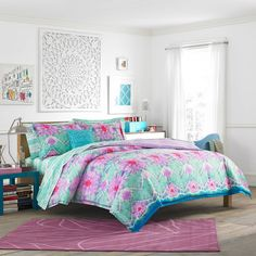 product image for Teen Vogue® To Dye For Comforter Set in Light Purple