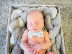 Check out this item in my Etsy shop https://www.etsy.com/listing/268997010/crochet-bow-tie-baby-boy-photo-prop