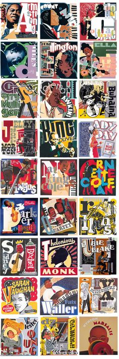 The A-Z of Jazz by Paul Rogers