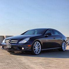 Mercedes Benz CLS on CV-T