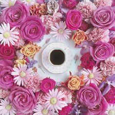 Instagram 上的 Kyoko / Yokohama:「 ・ Have a lovely weekend my IG friends. ・ ・ ステキな週末をお過ごし下さい。 ・ ・ #9V9_Floral #9vaga_shabbysoft9 #9vaga_coffee9 #fabulous_shots #ptk_love… 」