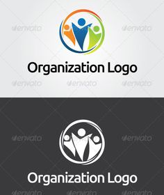 Organization Logo Template by nzr An excellent logo template highly suitable for Organization . 100 vector fully editable Ai logo template, and easy to edit PSD Al