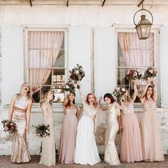 """1,834 Likes, 29 Comments - Bride and Tonic (@brideandtonic) on Instagram: """"SO happy it's the weekend! Time to hang with your bride tribe!  Photography    @laurenscotti"""""""