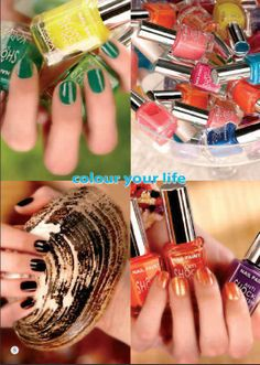 Karaja Nail Paint Anti Shock is chip proof and protects brittle cracked nails