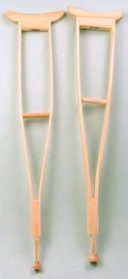 Crutches $24