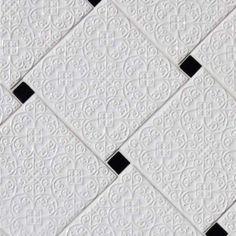 Pratt & Larson Filigree | Tile Showcase Beach Kitchens, Filigree, Tile, Diy Crafts, Ceramics, Texture, Contemporary, Kitchen Living, Living Room