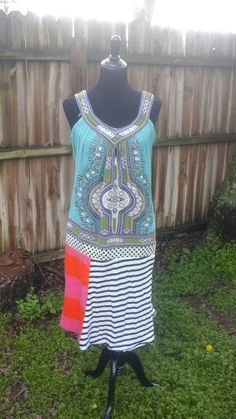 Check out this item in my Etsy shop https://www.etsy.com/listing/285558429/roomy-bohemian-smock-dress-handmade