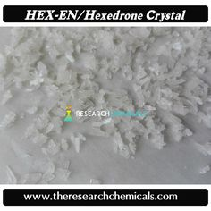 Buy online Hexedrone Crystal with 100% purity, for exclusive research and scientific study from The Research Chemicals - http://www.theresearchchemicals.com/new-products-5/hex-en-hexedrone-crystal.html