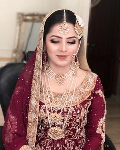 My pretty bride looking absolutely flawless on this classy makeover♥️.she wanted very natural look and minimum makeup Pakistani Wedding Outfits, Wedding Dresses For Girls, Wedding Lehanga, Wedding Hijab, Bridal Makeup Looks, Bridal Beauty, Bridal Dress Design, Bridal Style, Pakistani Bridal Jewelry