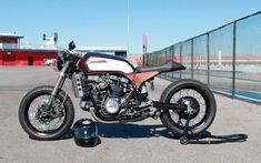 VF750 Sabre Cafe   Inazuma café racer                                                                                                                                                                                 More
