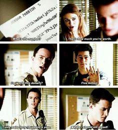 I love Parrish. Please let him be a good supernatural creature.