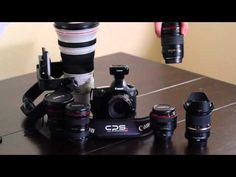 Canon 5D Mark III + best lenses to use - YouTube