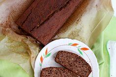 Grain Free Banana Bread with Chestnut Flour