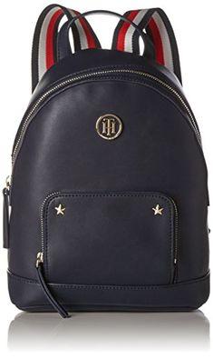 89c81930324a8 Tommy Hilfiger Damen Youthful Novelty Backpack Rucksack