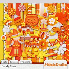 Candy Corn Kit