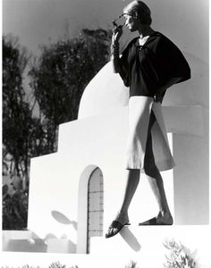 LOUISE DAHL-WOLFE Hammamet, Bazaar, Tunisie Gelatin silver print. 1950/Printed after 1955. Titled and dated in ink on the reverse of the mount. 13½ x 10 3/8in. (34.2 x 26.4cm.)