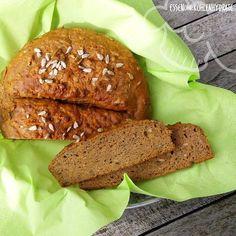 Low Carb Rezept für leckeres Low-Carb Karottenbrot. Wenig Kohlenhydrate und einfach zum Nachkochen. Super für Diät/zum Abnehmen.