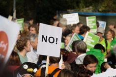 Bilanz zur Anti-TTIP- und CETA-Demo in Köln: Mehr als 40.000 friedliche Teilnehmer #Featured #Stadtgespräch #aktuell #Anti #Anwohner