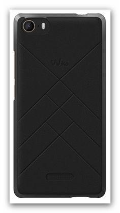 Wiko Fever 4G Smartphone von hinten