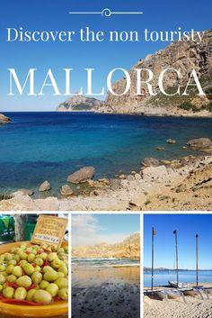 Discover the non touristy island of Mallorca, Spain #adventuretravel #travel
