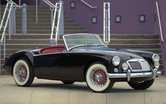 Like one of these? 1959 MGA Get Making 100% Commissions!