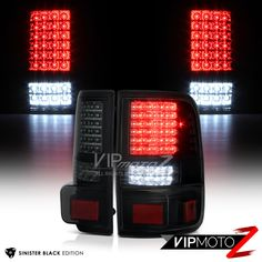 20042008 Ford F150 F150 Pickup Performance LED Tail