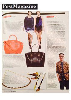 #SCMP #Postmagazine Nov 2014