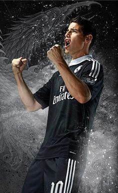 James con la nueva jersey - dragon 2014