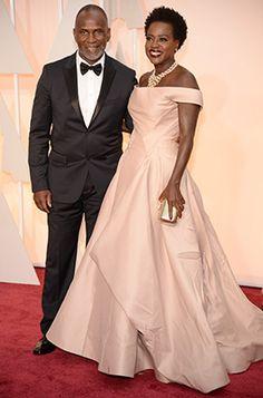 Viola Davis carrying the Jimmy Choo CLOUD American Awards, Oscar Night, Nude Outfits, Viola Davis, Oscar Party, Jimmy Choo Shoes, Academy Awards, Film Industry, Kate Middleton