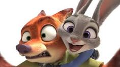 zootopia nick and judy - Google Search