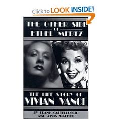The Other Side of Ethel Mertz: The Life Story of Vivian Vance, by Frank Castelluccio and Alvin Walker I Love Books, Good Books, I Love Lucy Show, Vivian Vance, Lucy And Ricky, Book Club Reads, People Of Interest, Sad Life, Interesting Information