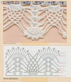crochet border pattern