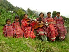 ¿Conoces a los Triquis? Son un grupo indígena del noreste de Oaxaca.