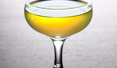 Ernest Hemingway claimed to have invented this risky pairing of absinthe and Champagne.