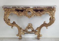 Consola Luis XV.
