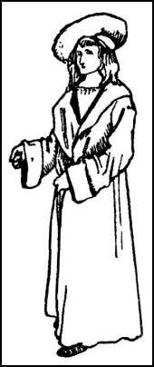 Tudor Coat - Costume