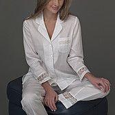 Women's Pajamas: Silk and Cotton PJs, Pajama Pants, Bottoms for Women | Julianna Rae