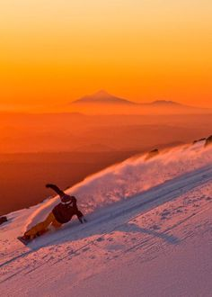 Mt Ruapehu, New Zealand my old mountain where i learnt to ski as a kid