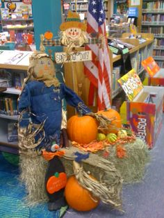 Pumpkin Patch Book Fair- Fall 2012
