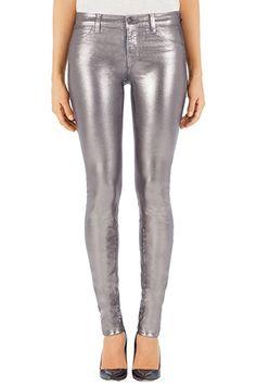 J Brand, 815 Super Skinny, galactic pewter, Womens : Super Skinny Legging, 815I596