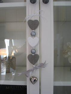 Zeepslinger met zilveren zeepharten