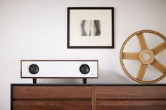 tabletop hifi. symbol audio.