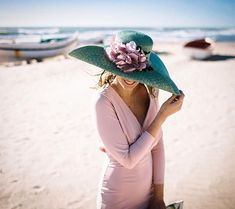 Designer Clothes, Shoes & Bags for Women Fancy Hats, Cool Hats, Beret Outfit, Wedding Guest Looks, Church Hats, Wedding Hats, Girl With Hat, Hats For Women, Mother Of The Bride