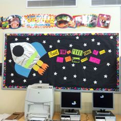 Trina's Space Themed Board on Pinterest | Space Theme ...