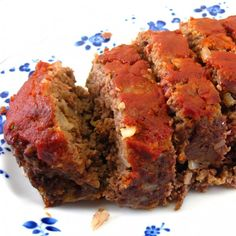 Classic Meat Loaf from Cooking Light.. I Miss meatloaf.