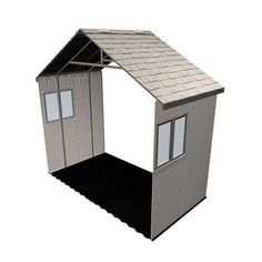 6426 Lifetime Storage Shed 60 Inch Extension Kit