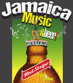 Jamaica, music and beer