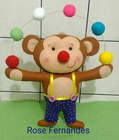 Macaco malabarista