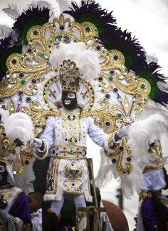 Zulu Mardi Gras 2012: Huge Parade in New Orleans