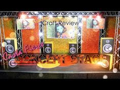 ▶ Fabulous Craft Review: Casta Concert Stage - YouTube